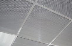 Сетчатый потолок