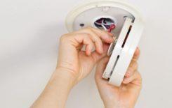 Как отключить датчик пожарной сигнализации на потолке