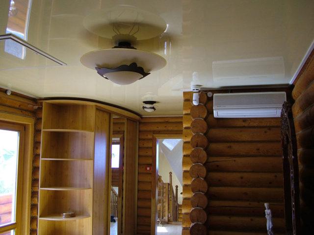 Натяжной потолок из ПВХ-пленки