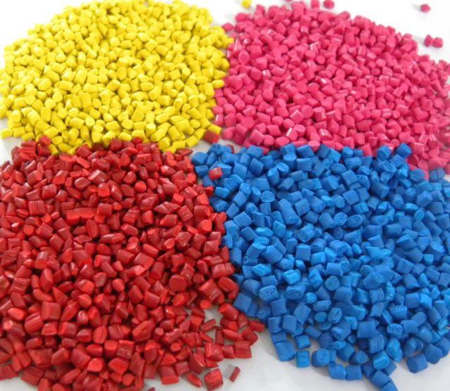 Цветные гранулы