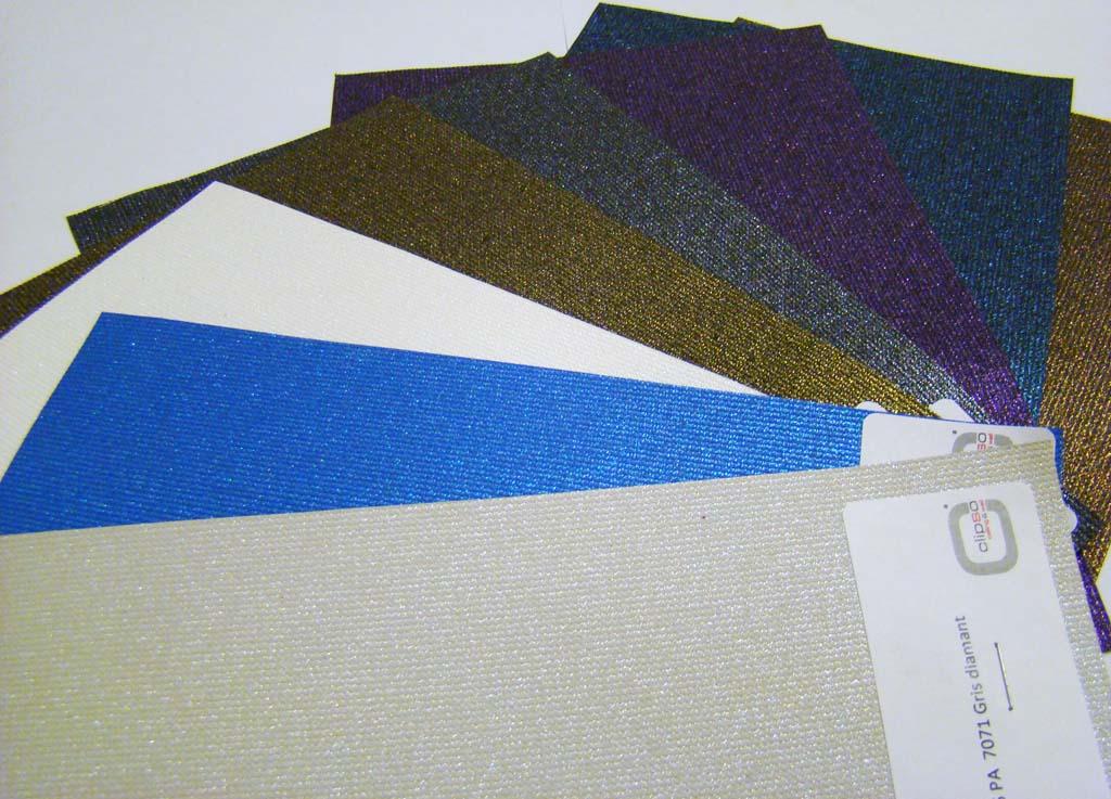Образцы тканевых полотен