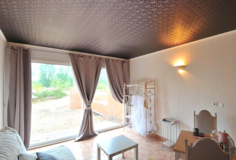 Текстурный потолок