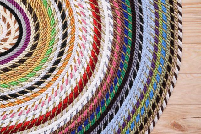 Цветовая гамма декоративного шнура