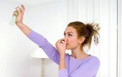 Неприятный запах от натяжного потолка
