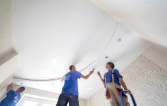 Что нужно знать при заказе натяжного потолка в квартиру