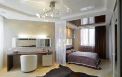 Как сделать комбинированный потолок из гипсокартона с натяжным полотном