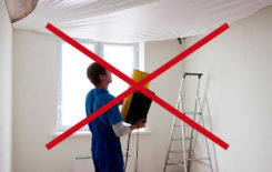 Как сделать натяжной потолок своими руками без нагрева: технология холодной натяжки