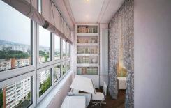 Чем отделать потолок на балконе и лоджии своими руками: 10 вариантов