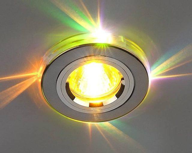 Светильник с подсветкой