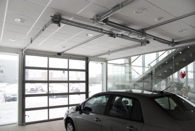 Подвесной потолок типа Армстронг