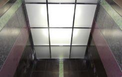 Потолок из поликарбоната