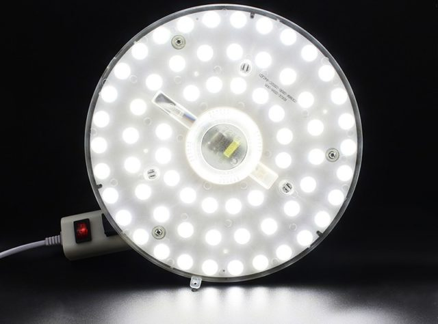 Круглый светодиодный модуль
