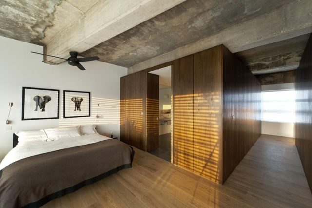 Лофт с низким потолком