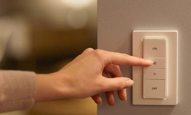 Диммер для регулировки освещения