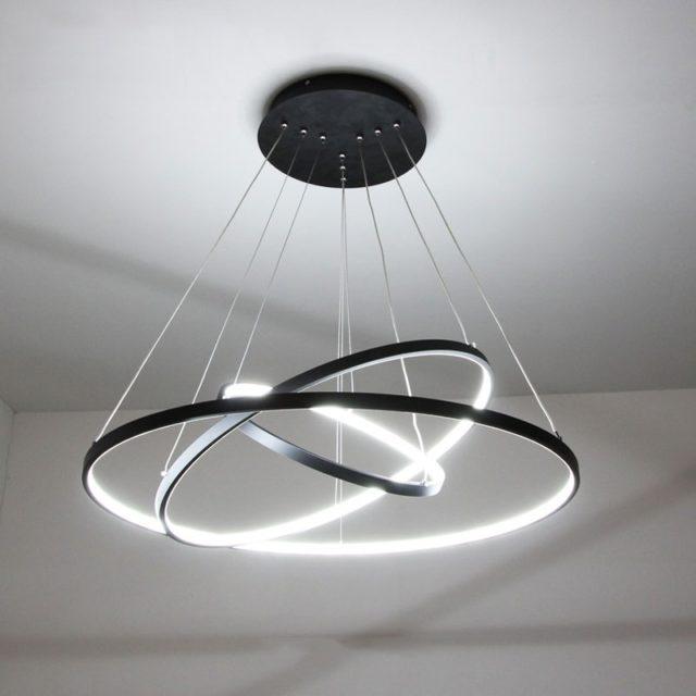 Светодиодный светильник из акрила