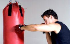 Крепление боксерского мешка к потолку: 5 способов повесить грушу в квартире