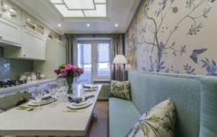 Идеи дизайна потолка на кухне: более 200 примеров красивого оформления