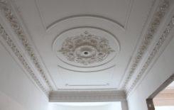 Декоративная лепнина на потолке своими руками