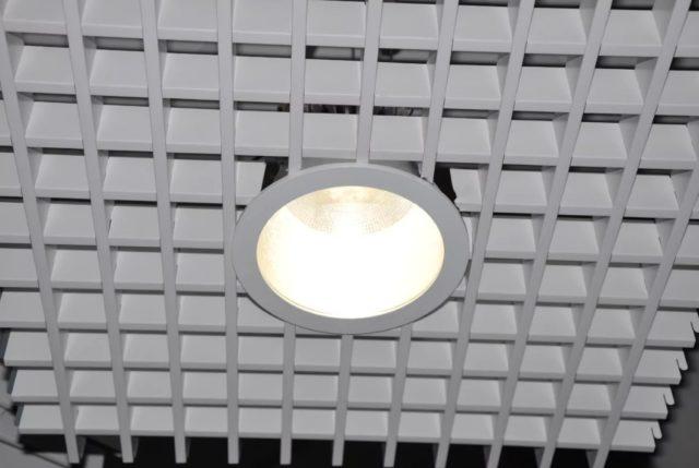 Пример светильника