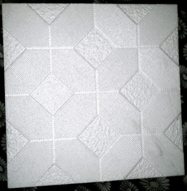 Штампованная плитка