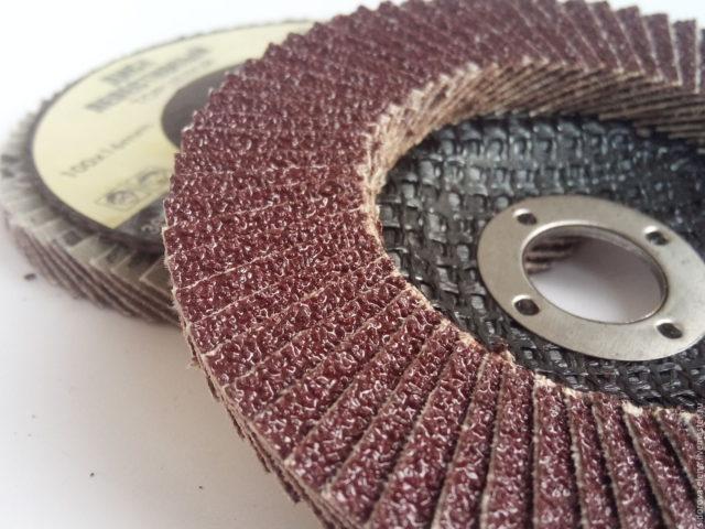 Шлифовальные диски для болгарки