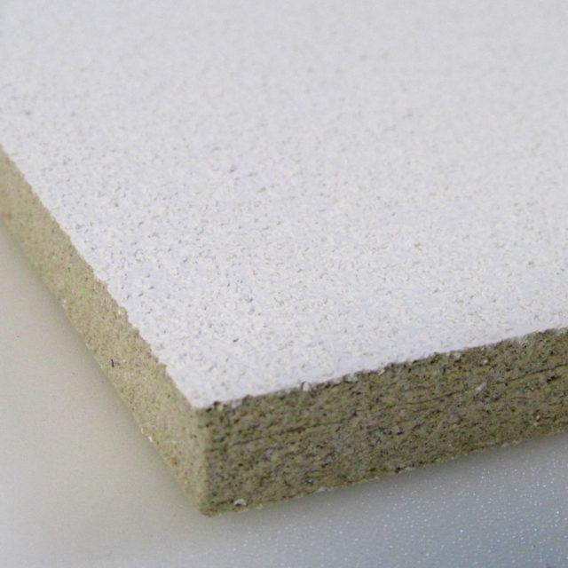 Плита из минерального волокна
